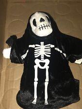 Ty Beanie Baby Creepers - MWMT (Hallween Skeleton) Glow In The Dark 2001