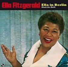 FITZGERALD, ELLA - ELLA IN BERLIN/180G VINYL NEW CD