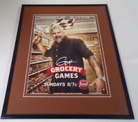 Guy's Grocery Games 2013 Food Network 11x14 Framed ORIGINAL Advertisement