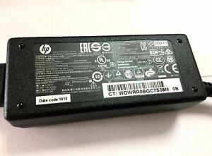 ALIMENTATORE ORIGINALE HP 45W 19.5V  per HP EliteBook 820 825 840 G1 G2