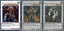 Fabled Complete Deck - Raven - Leviathan -  Unicore - 45 Cards - NM - Yugioh