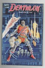 Marvel Comics Deathlok book #4 of 4 Copper Age