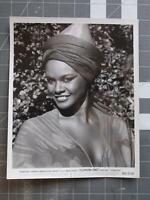 Tamara Dobson in Cleopatra Jones Original 8x10 Still VF 1973 Blaxploitation