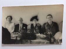 Vintage BW Real Photograph #AQ: Wedding: WW2 Uniform : Beeston Notts