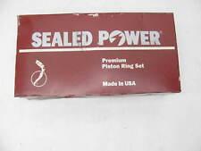 Sealed Power 589KX-STD Chrome Piston Ring Set For 1942-1959 Chrysler 230 3.8L L6