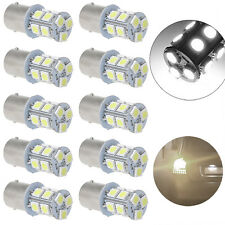 10Pcs BA15S 1156 5050 13SMD Car Auto LED Turn Signal Light Tail Brake Lamp Bulb