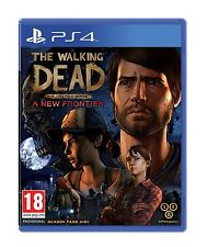 The Walking Dead - Telltale Series: The New Frontier (PS4) BRAND NEW SEALED