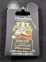 Disney Pin - DLR - Buena Vista Street - 1st Anniversary - Mickey Mouse 95630 LE