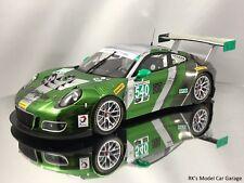 Minichamps Porsche 911 (991) GT3 R 24h Daytona 2016 #540 Green 1:18