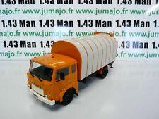 RBA42G 1/43 IXO IST déagostini POLOGNE camion poubelle JELCZ 315 smelciarka