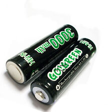 16 AA 2A Ni-MH 3000mAh Rechargeable Battery Cell GO M1