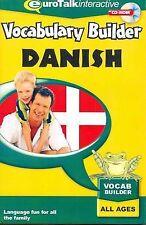 VOCABULARY BUILDER Deens/Danois: Essentile woorden en zinnen voor volstrekte be