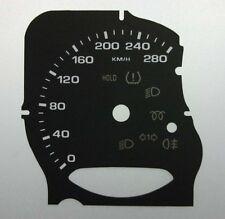Lockwood Porsche Cayenne Mk2 2010- 280KMH BLACK Dial Conversion Kit C468
