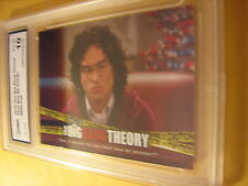 LEONARD 2012 THE BIG BANG THEORY SEASON 3 & 4 THAT WAS BY DESIGN #E05 GRADED 10