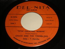 Chuck And The Tremblers: Stop Cheating Woman / Dianna 45