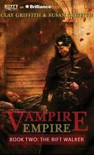 Vampire Empire: The Rift Walker 2 by Clay and Susan Griffith (2014, MP3 CD, Una…