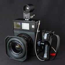 Mamiya Universal Polaroid Camera, 75mm f/5.6, 6x9 Roll Film Back, Excellent!