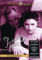 Forbidden Hollywood Collection: Volume 10 [New DVD] Manufactured On Demand, Fu