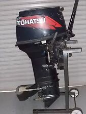 50HP Tohatsu M50D2 Outboard Motor SPARK PLUG - Wrecking this Outboard