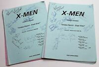 X-Men * 1995 Original TV Show Scripts * Stan Lee * Storm Front, Part 1 & 2