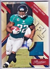 MAURICE JONES-DREW 2010 Rookies & Stars STARS OF THE NFL 3 Color Patch SP 16/50