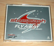 CD Maxi-Single - Starsplash feat Daisy Dee - Fly Away (Owner of your Heart)