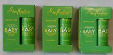 Shea Moisture Breathe Free Baby Chest Rub, Eucalyptus & African Water Mint, 3 Pk