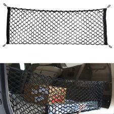 Car Rear Trunk Cargo Organizer Storage Net Nylon Elastic Holder Hammock Mesh-Kit
