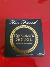 Too Faced Chocolate Soleil Bronzer - Brand New in Box