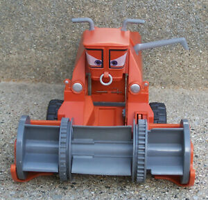 Disney Cars Color Changers Chase & Change Frank Combine Tractor. preowned.
