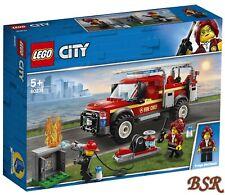 LEGO® City: 60231 Feuerwehr-Einsatzleitung & 0.-€ Versand & NEU & OVP !
