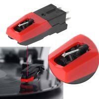 Gramophone Magnetic Record Cartridge Stylus With LP Vinyl Needle Kit Universal