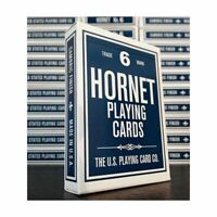 SUPER RARE Hornet No. 6 Playing Cards 1st Heritage Limited Edition 2012 USPCC