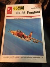 "HOBBYCRAFT 1/72 SUKHOI SU-25 ""FROGFOOT"", USSR/IRAQ DECALS, ""PERSIAN GULF"" SERIES"