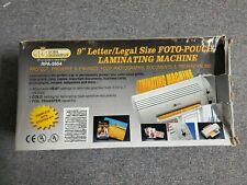 Rs Royal Sovereign Laminator Laminating Machine 9 Rpa 5954 Office Photo Tags