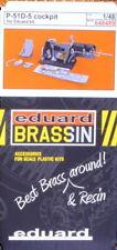 Eduard Brassin 648489 1/48 North-American P-51D-5 Mustang cockpit Eduard