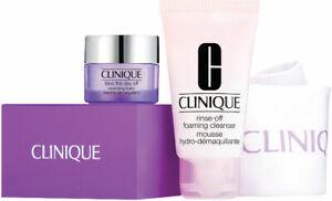 Clinique Double Cleansing Detox 3 Piece Set by Clinique