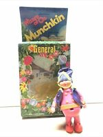 1975 Wizard of Oz GENERAL Munchkin Action Figure With Original Box MEGO K3