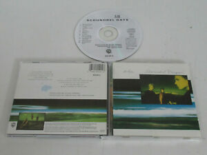 a-Ha – Scoundrel Days / Warner Bros. Records – 7599-25501-2 CD Álbum