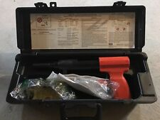Remington Low Velocity Actuated Fastening Tool w/Case(22 Cal)Mint
