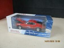 ERTL COLLECTIBLES 1:24 1969 FORD MUSTANG MACH I LUKOIL 2008