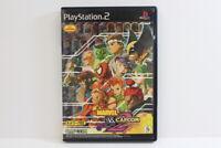 MARVEL VS CAPCOM 2 PS PlayStation 2 PS2 Japan Import US Seller 2P465 READ