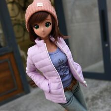 Smart Doll Mirai Down Jacket Coat Lavender Culture Japan Volks Dollfie Dream DD