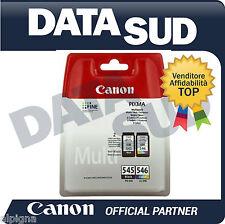 Canon Multipack Originale Cartucce Inkjet Standard PG-545/CL546 Nero/Colore