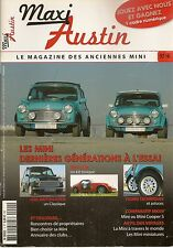 MAXI AUSTIN 4 MINI BRITISH OPEN MINI MKVII, MINI GTM KIT CAR, ALLUMEUR GEOMETRIE