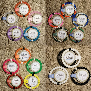 Set of 3 New Lokai bracelet Multi Colors_USA Seller