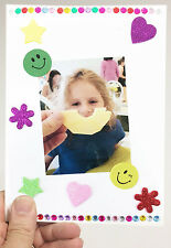DIY Recordable Voice Blank Greeting Card - Push Button Play - 30 seconds Audio