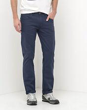 Lee Jeans Daren Regular Slim Pantalone Uomo Blu estivo Denim Vita Regolare 38