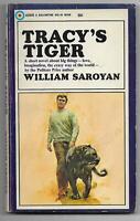 Tracy's Tiger - William Saroyan (1967 Ballantine U2846 1st pb, Bal-Hi edition)