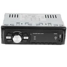 Bluetooth Car Stereo Audio In-Dash FM Aux Receiver USB TF MP3 Player EQ